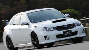 Subaru Impreza STI S206 review | Evo