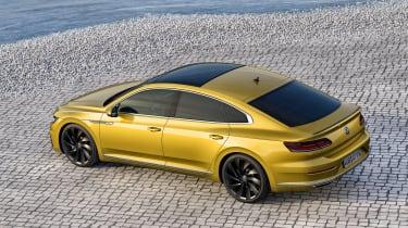 Volkswagen Arteon - rear three quarter
