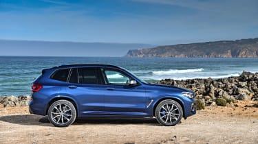 BMW X3 M40i - Side