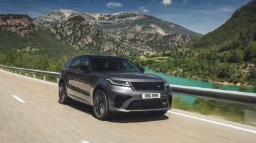 Range Rover Velar SVA - front quaretr