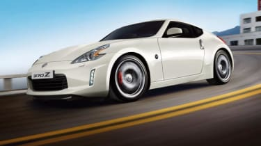 Nissan 370Z facelifted
