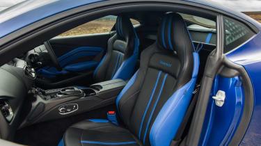 Aston Martin Vantage UK - seats