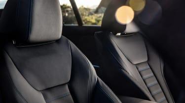BMW 320d M Sport 2019 seats