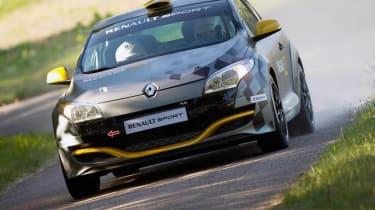 Renaultsport Megane N4 rally car