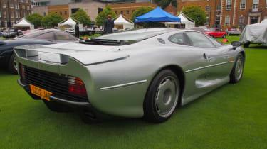 City Concours - Jaguar XJ220