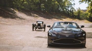 Aston Martin 'A3' Vantage Roadster – 2