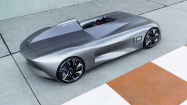 Infiniti Prototype 10 - top