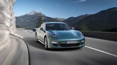 New Porsche Panamera Diesel