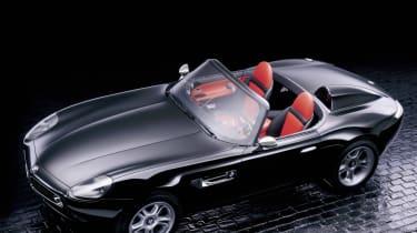 BMW Z07 concept – front quarter
