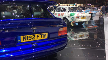 Ford Escort RS Cosworth - Wing