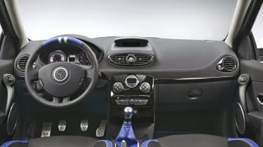 Renault Sport Clio 200 Gordini – front