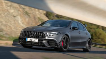 Mercedes-AMG A45 S front