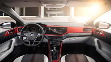 2017 Volkswagen Polo - Beats interior
