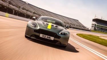 Aston Martin AMR Vantage - V12 front driving