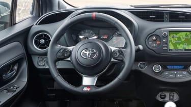 Toyota Yaris GRMN - interior