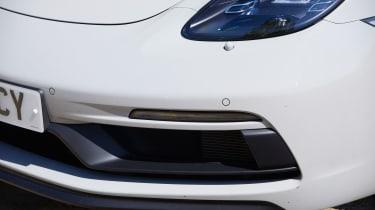 Porsche 718 Cayman GTS - Front
