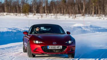 Mazda MX-5 2019 - front