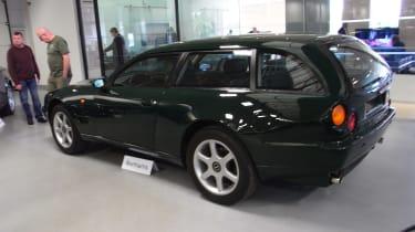 Aston Martin Works auction - Sportsman estate