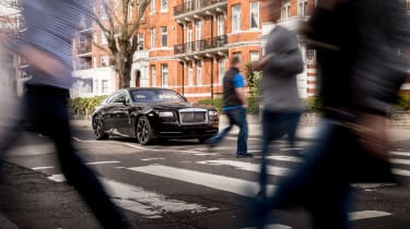 Rolls-Royce Wraith Inspired by Music -