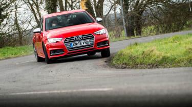 Audi S4 - Front
