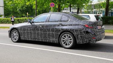 BMW 3-series G20 - rear quarter