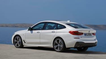 BMW 6-series GT - rear 3.4 static 3