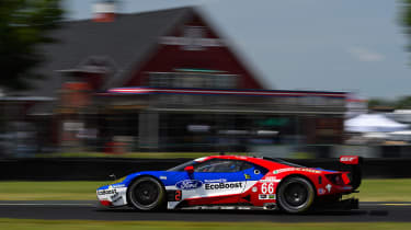 WEC 2017 - Ford GT profile
