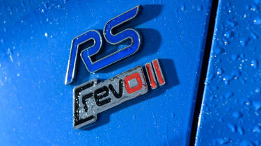 Ford Focus RS Revo Performance Pack – Badge