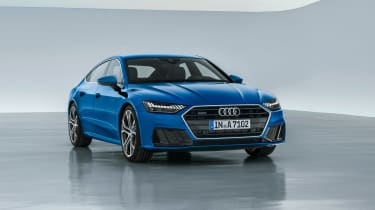 2018 Audi A7 Sportback - front quater