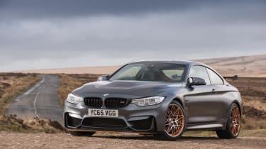 BMW M4 GTS – front quarter