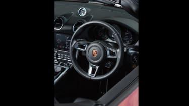 Porsche 718 Boxster S - wheel