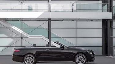 Mercedes-AMG E53 – side
