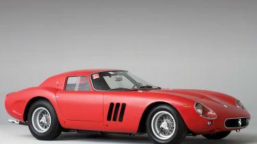 Chris Evans buys a 250 GTO