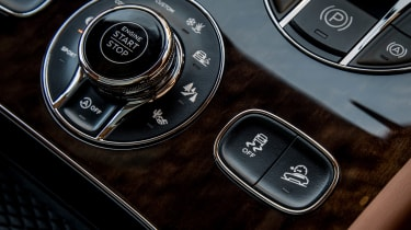 Bentley Bentayga Diesel - detail