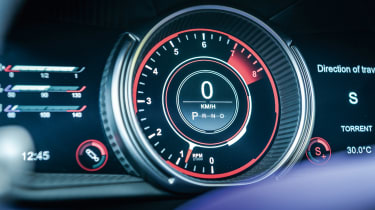 Aston Martin DB11 V8 - Dials