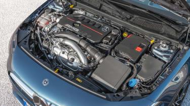 Mercedes-AMG A35 saloon - powertrain