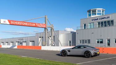 Aston Martin Silverstone