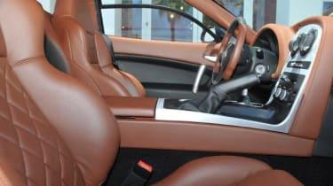Alfa Romeo TZ3 Stradale interior