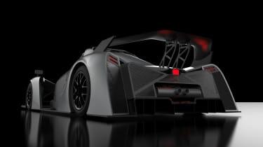 Revolution Racecars – rear