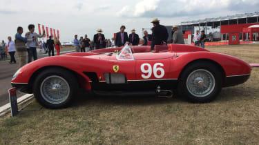 Ferrari70 pictures - testarossa
