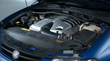 Vauxhall Monaro engine