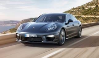 Porsche Panamera Turbo S specs, pictures and UK prices