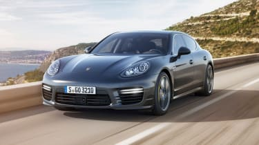 Porsche Panamera Turbo S specs, pictures and UK prices
