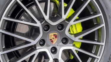 Porsche Cayenne E-Hybrid – wheel