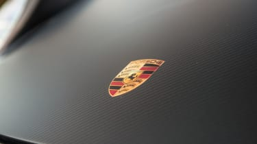 Porsche 911 (997) GT2 RS - Badge