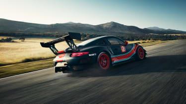 Porsche 911 GT2 RS Clubsport - rear