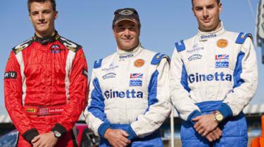 Mansell Le Mans 2010