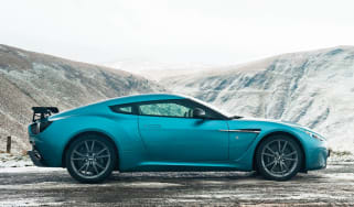 Aston Martin V12 Zagato at The Performance Car Show