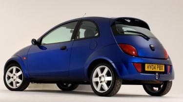 Ford SportKa – rear quarter
