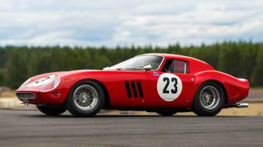 Ferrari 250 GTO – side